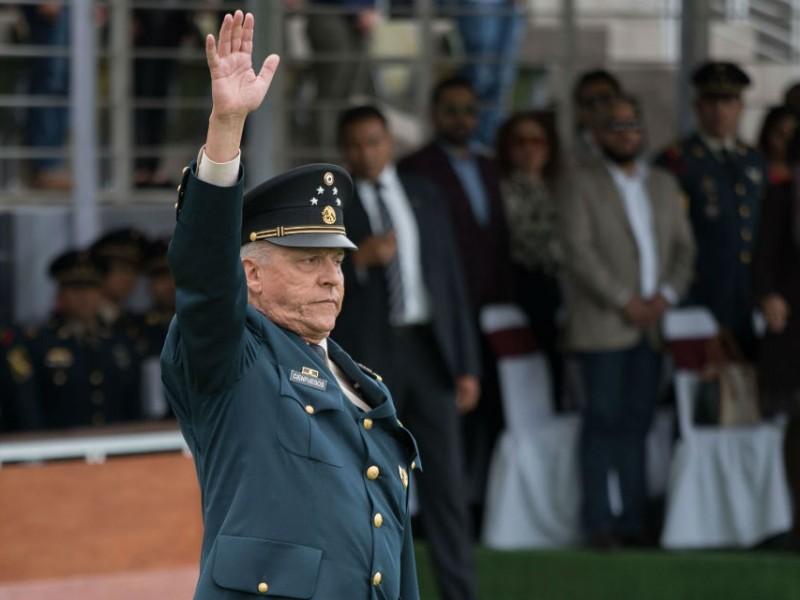 El Chapo, García Luna y Cienfuegos están al mismo nivel:Reveles