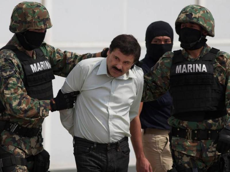 """""""El Chapo"""" Guzmán es declarado"""