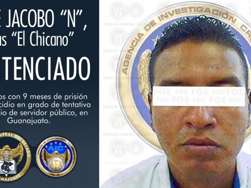 ¨El Chicano¨ condenado a 18 años por matar a policía