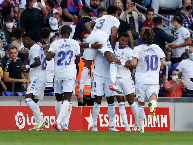 El Clásico fue para el Real Madrid