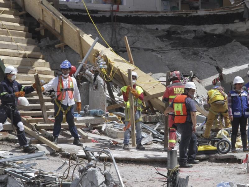 El Colegio de Notarios colaborará en reconstrucción
