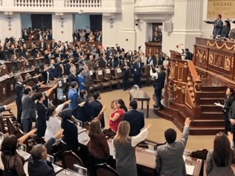 El congreso reduce comisiones y comités