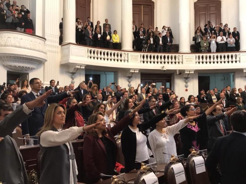 El Congreso Representa el cambio y no maquillaje