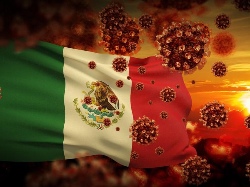 El Coronavirus ha matado en México a 100,823 personas