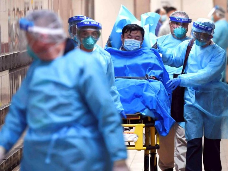 El coronavirus le pega a 41 países; Van 2700 muertos