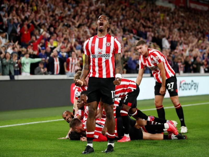 El debutante Brentford vence al Arsenal