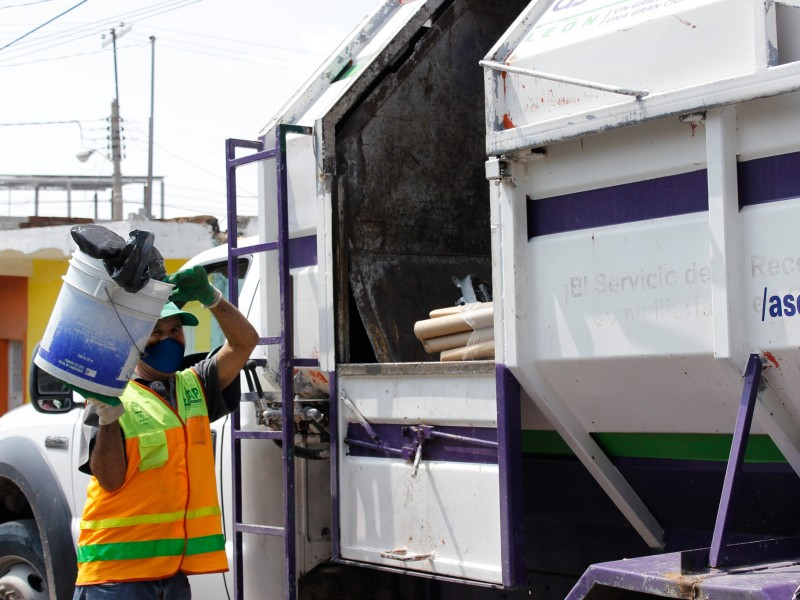 El deficiente manejo de la basura en León