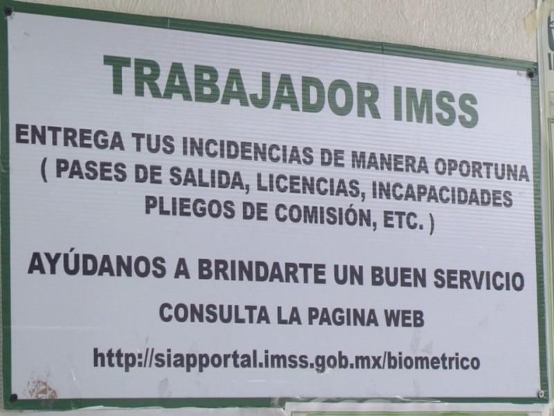 El desempleo en Zacatecas va en aumento: IMSS