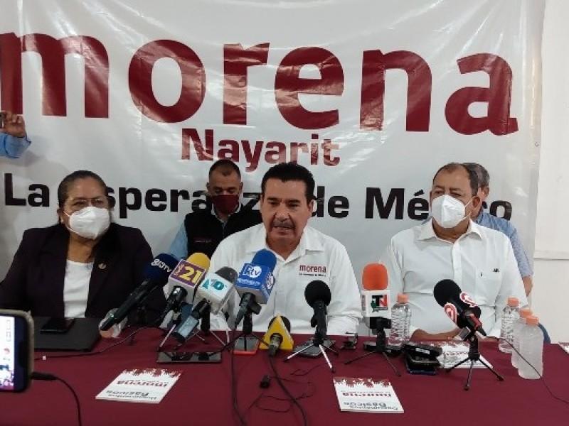 El diputado Ismael Duñalds se integra a MORENA
