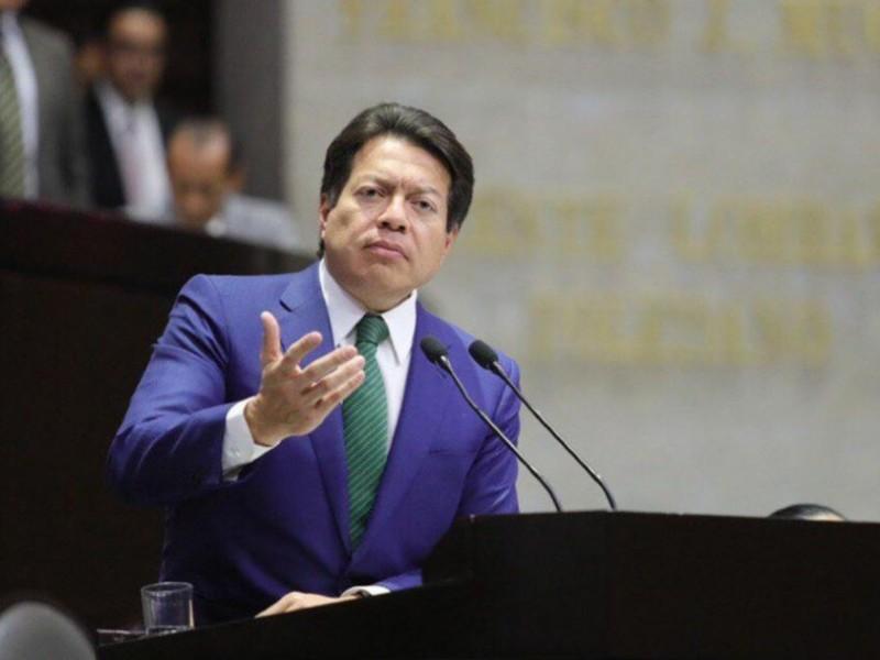 El diputado Mario Delgado da positivo a Covid-19