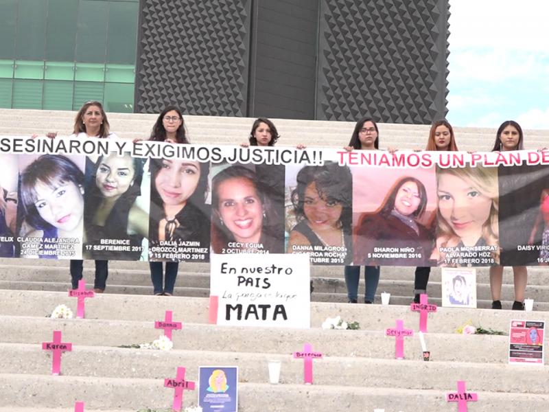El feminicidio de sus hijas: historia de dos madres poderosas
