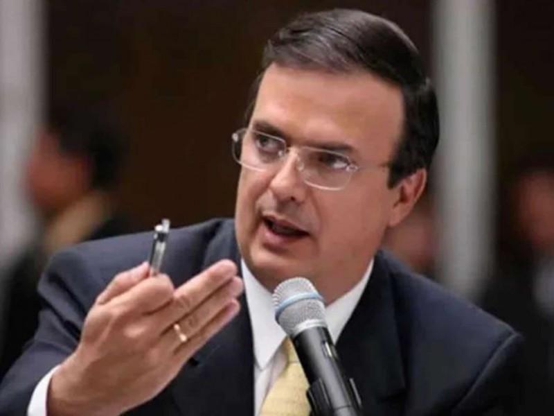 📹El gobierno mexicano jamás permitirá que lo atropellen