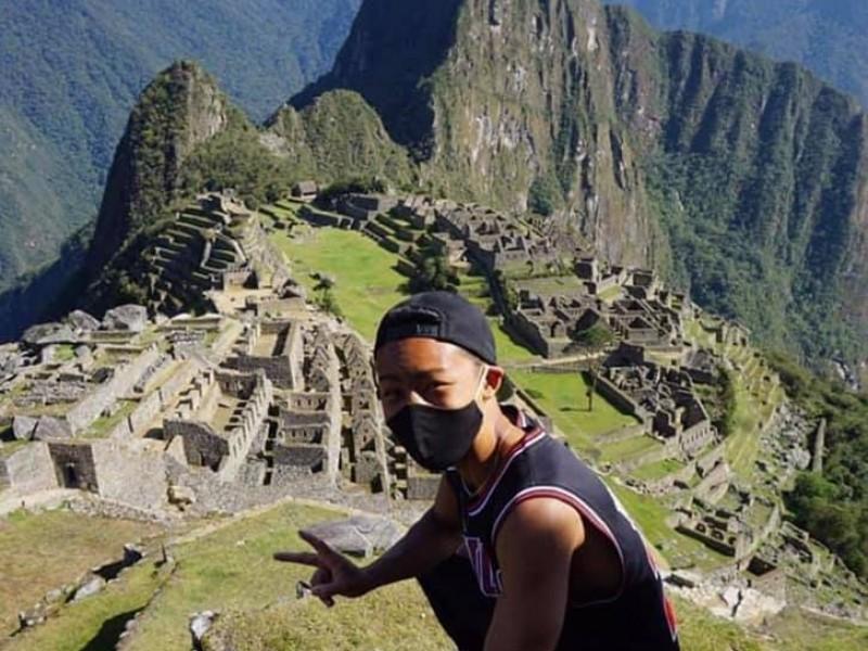 El Gobierno peruano abre Machu Picchu para turista japonés