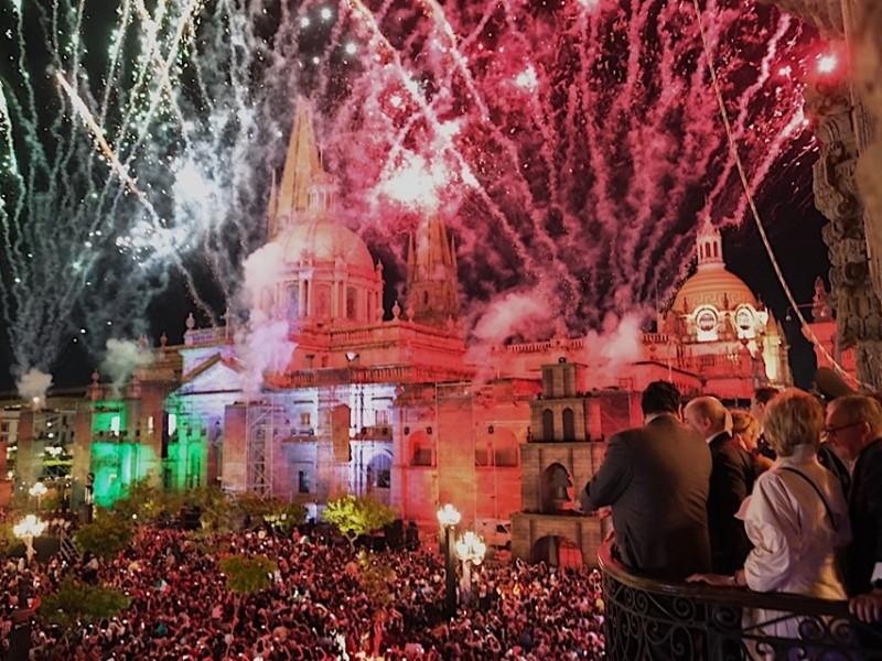 El grito en Guadalajara
