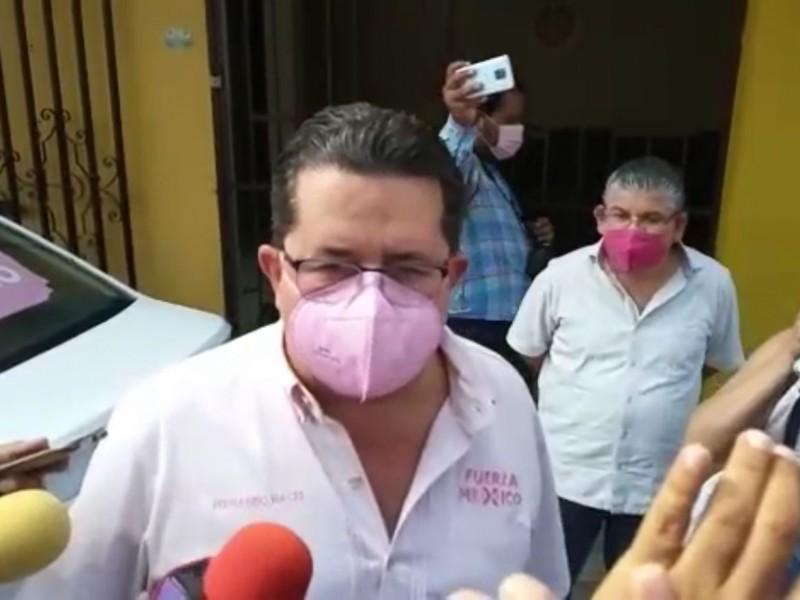 El Güero Alonso resultó ileso; dirigente de FXM en Guerrero
