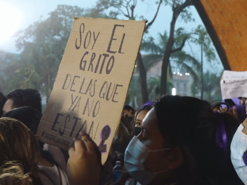El Istmo de Tehuantepec; foco rojo para las mujeres