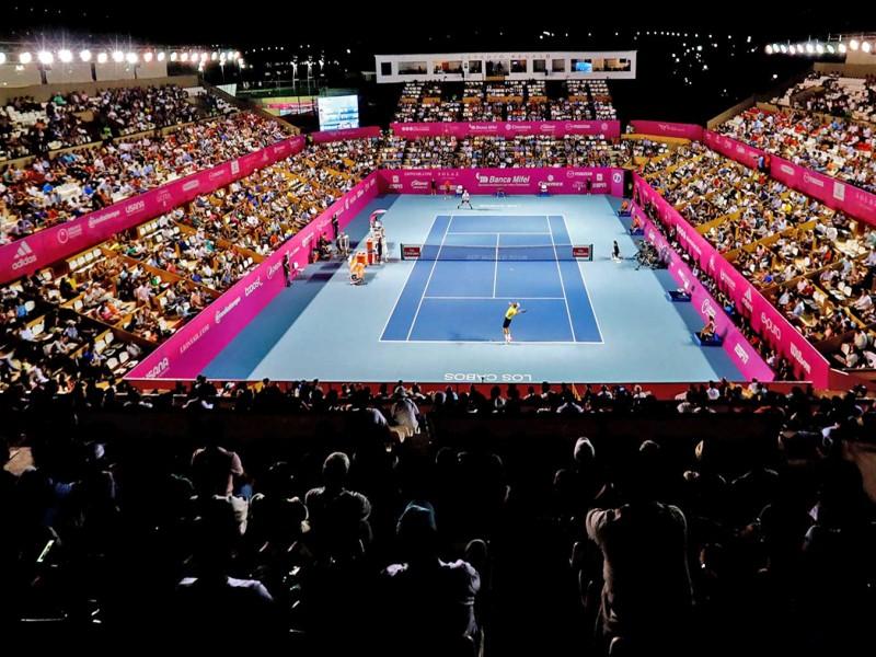 El lunes gran inicio del ATP Los Cabos