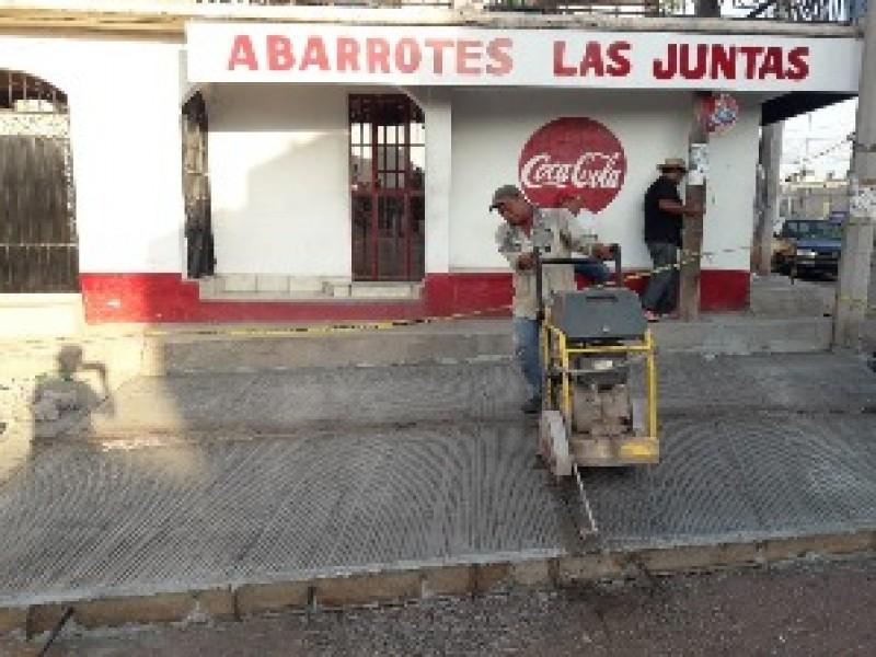 """El martes """"tirarán"""" resto de concreto en calle Ensenada Grande"""