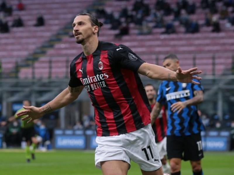 El Milán se llevó el clásico contra el Inter