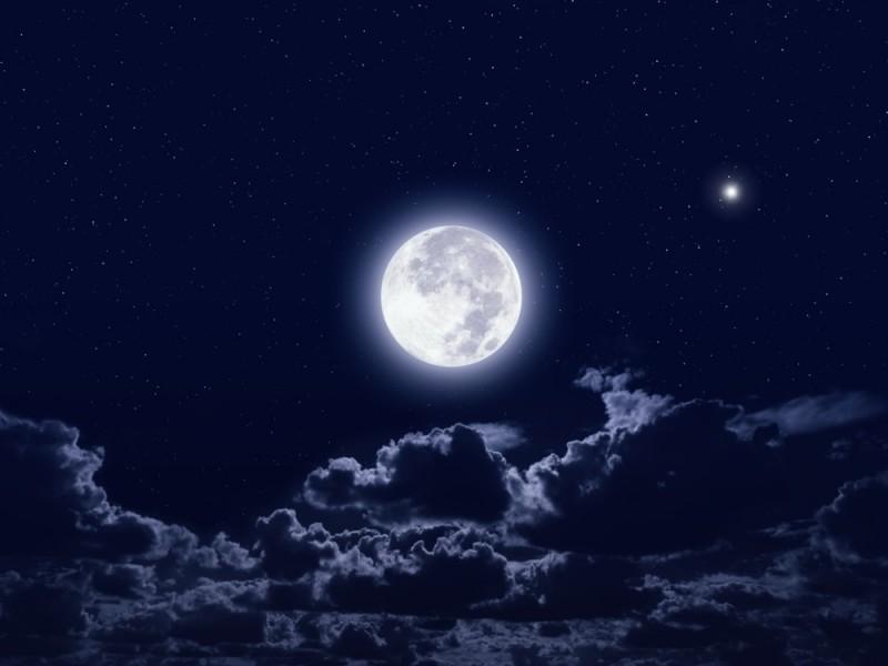 El misterio de la luna en octubre
