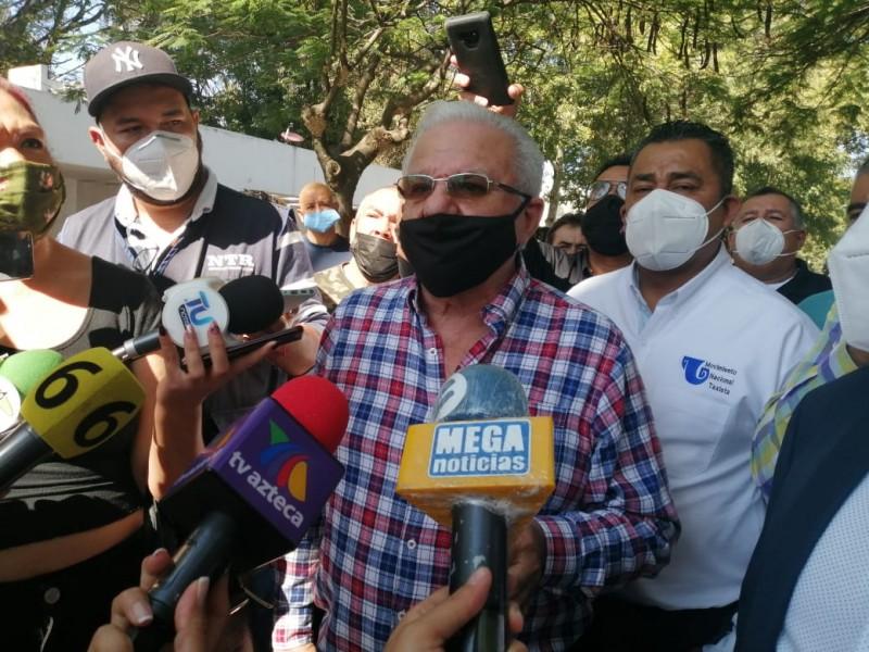 El Movimiento Nacional Taxista rechaza plataformas de transporte