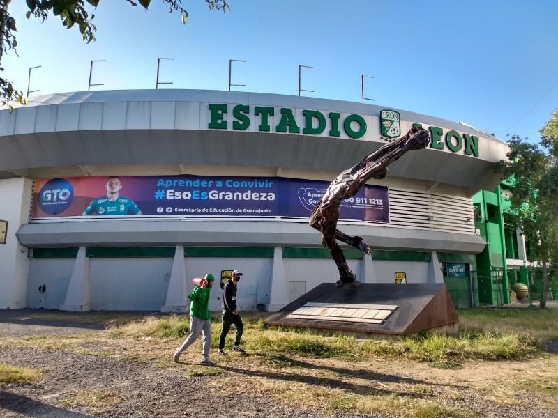 El municipio ya no tiene ingerencia en el estadio León