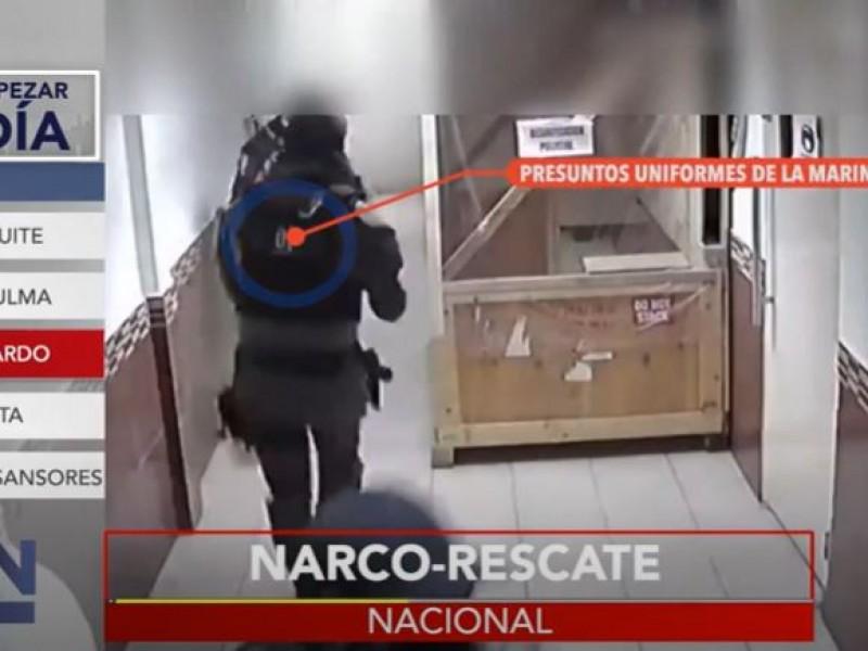 El narco-rescate de Reynosa, Tamaulipas