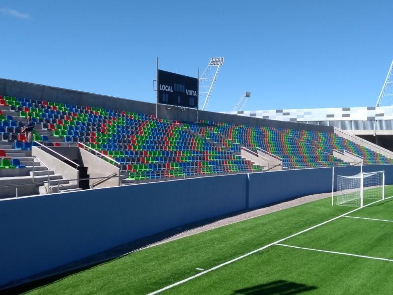 El nuevo estadio Guaycura fomentará la práctica deportiva