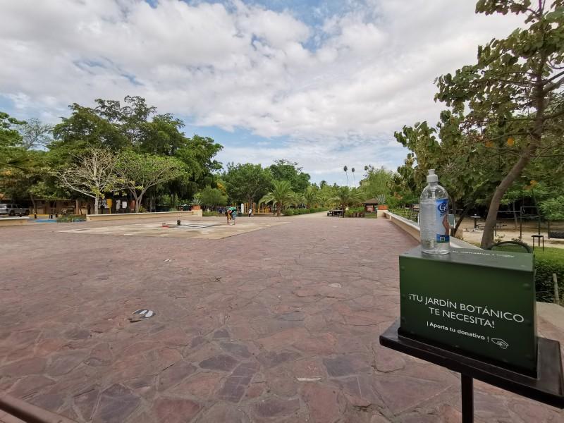 El parque Sinaloa reanuda actividades bajo protocolos ya conocidos