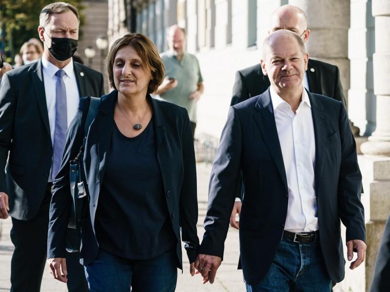 El Partido Social Demócrata habría ganado en Alemania