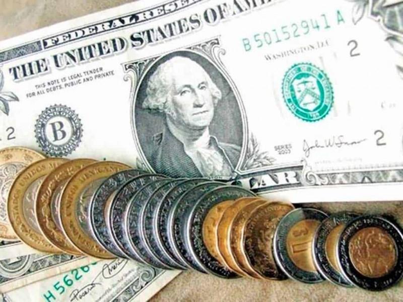 El peso cae en picada frente al dólar