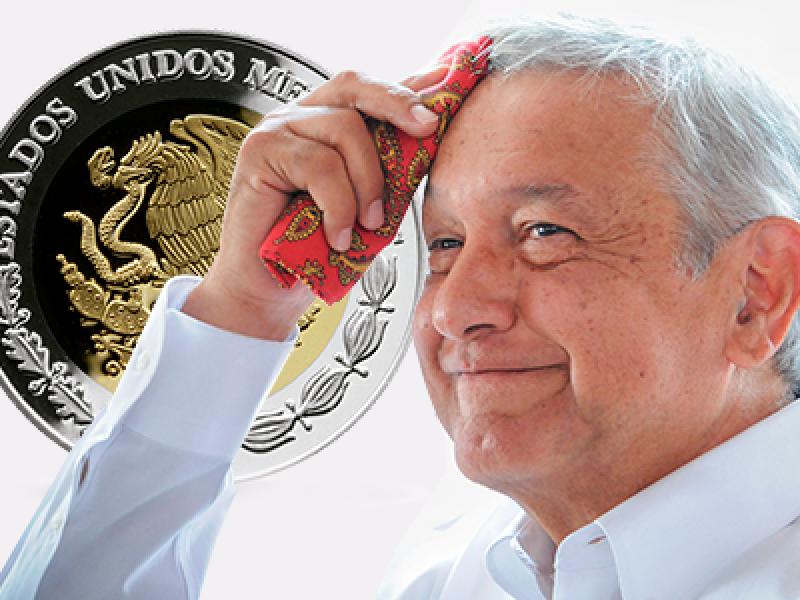 El peso mexicano pierde tras discurso de AMLO