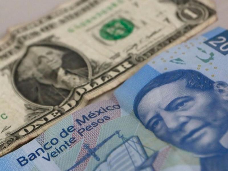El peso mexicano se recupera