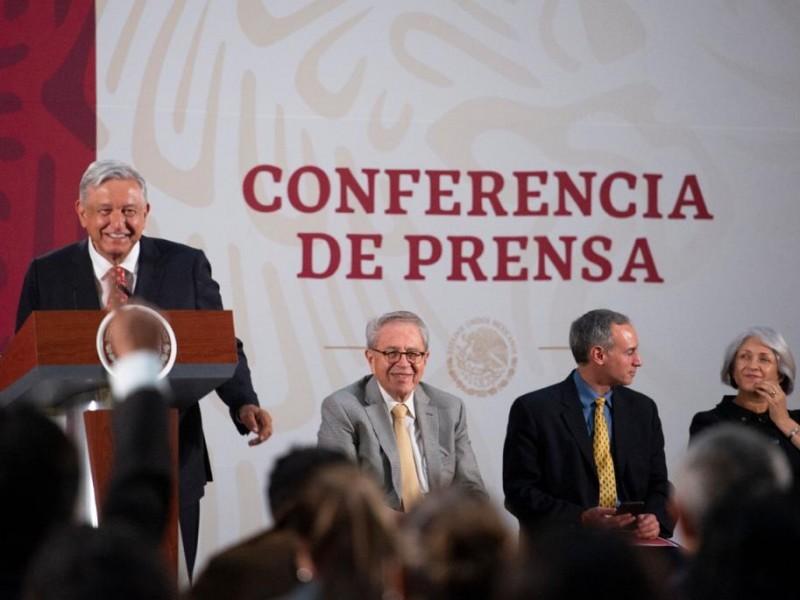 El peso resistió: asegura presidente AMLO