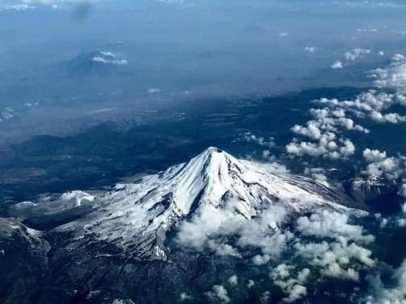 El Pico de Orizaba ya no pertenece a Veracuz