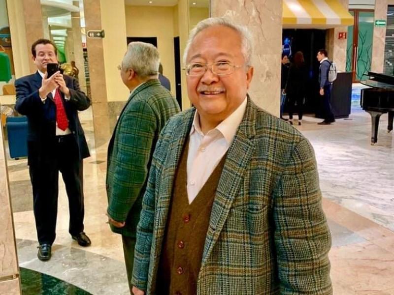 El poeta chiapaneco Óscar Wong falleció este domingo