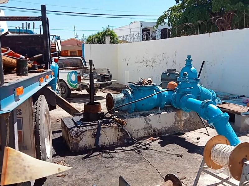 El poniente de Obregón sigue sin agua