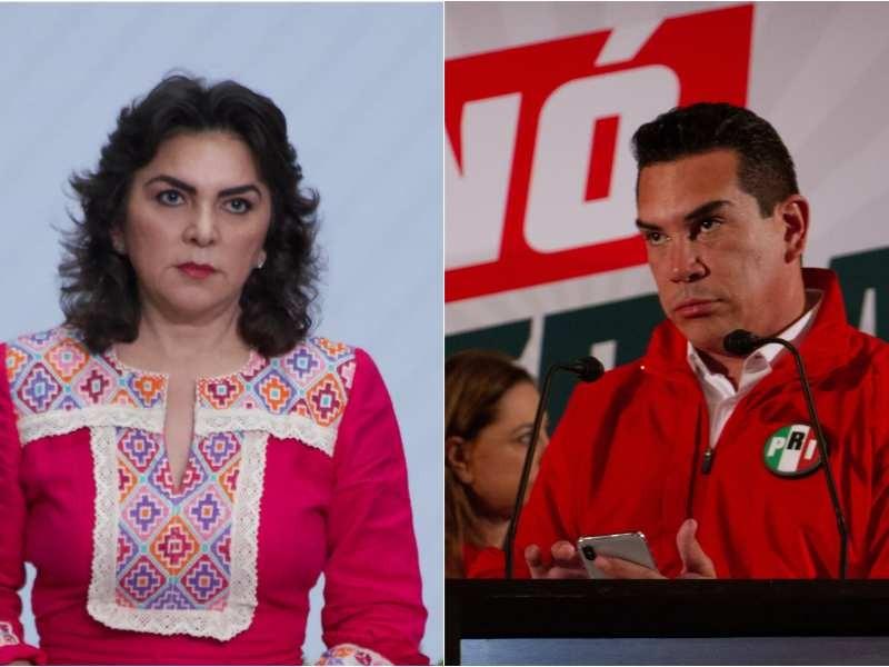 📹🚨🦖El PRI se desmorona; Renuncia Ivonne Ortega