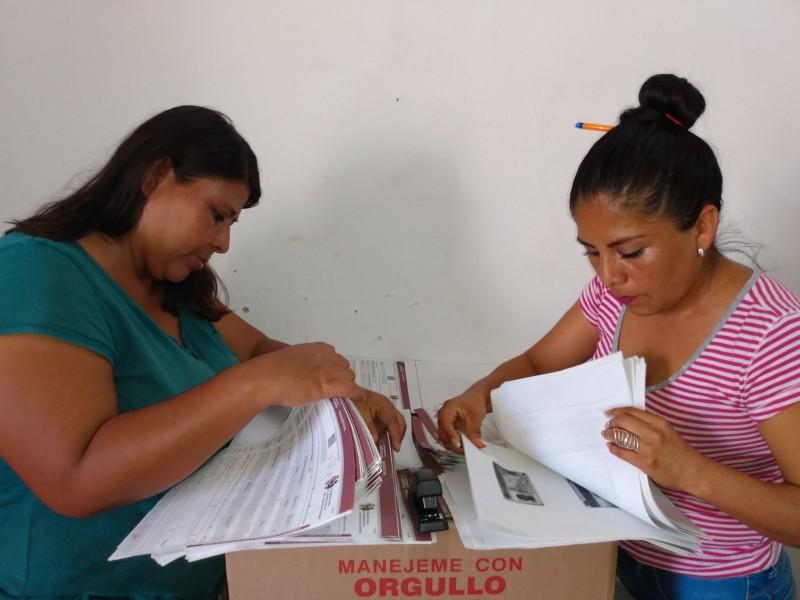 El programa Bienestar atiende a Adultos en Tehuantepec