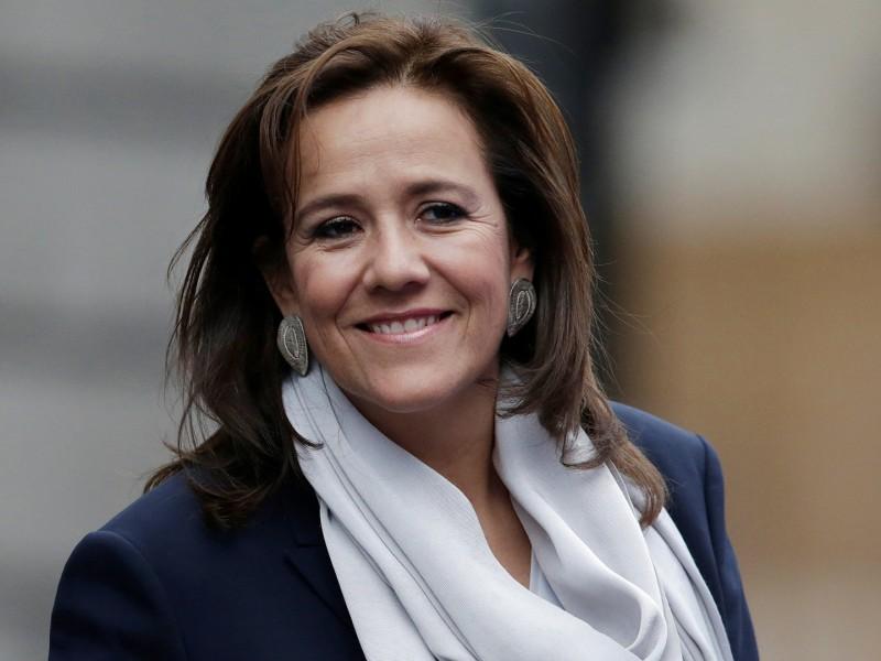 El proyecto es injusto, nosotros tenemos la razón: Margarita Zavala