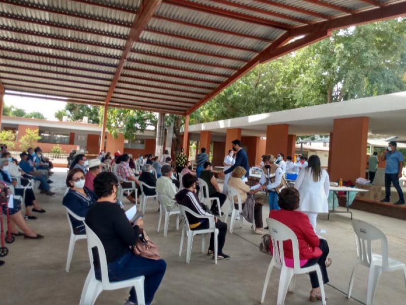 El sábado inicia vacunación de 50 a 59 en Angostura