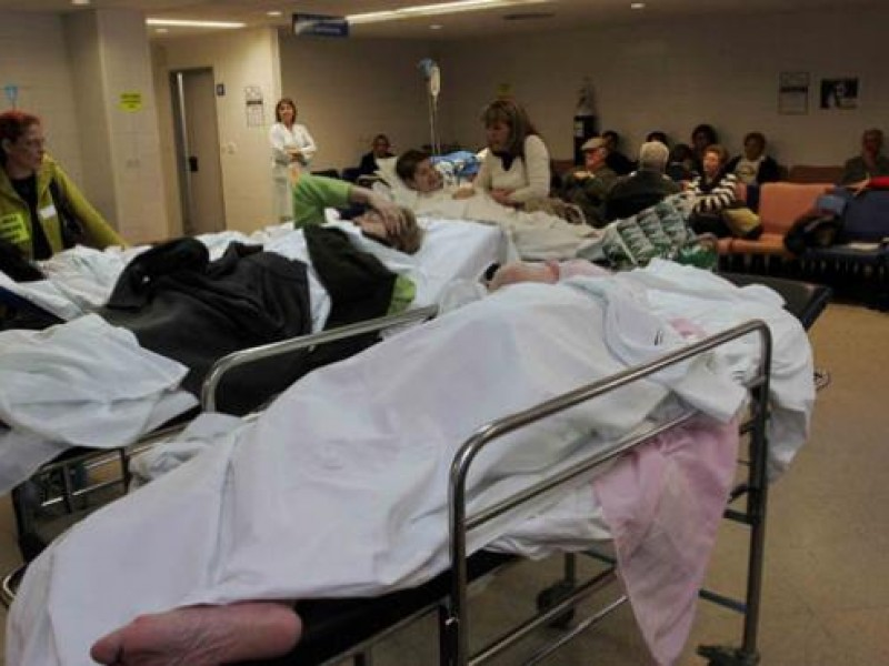 El sistema de salud mexicano, en terapia intensiva