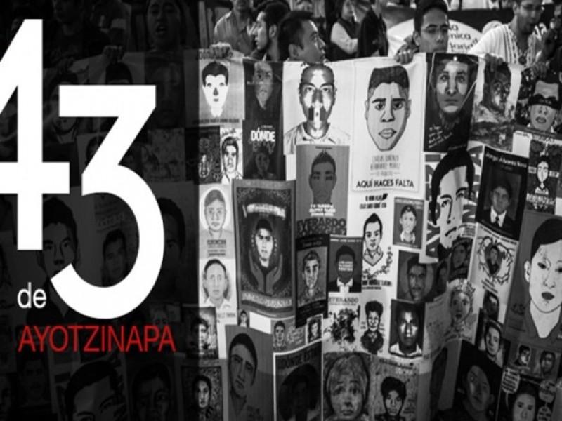 El senado honrará los 43 de Ayotzinapa