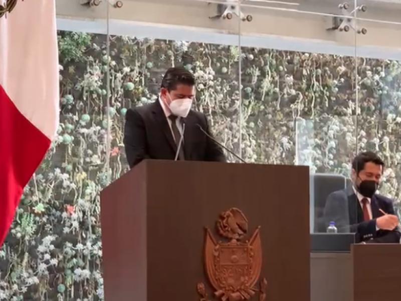 El Tribunal Superior de Justicia de Querétaro rindió su informe