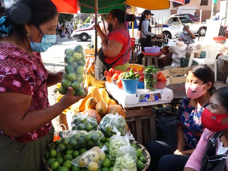 El trueque, práctica milenaria que conservan etnias oaxaqueñas