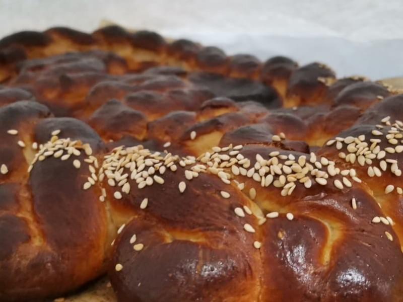 Elaboran en San Juan Totolac, el pan de fiesta