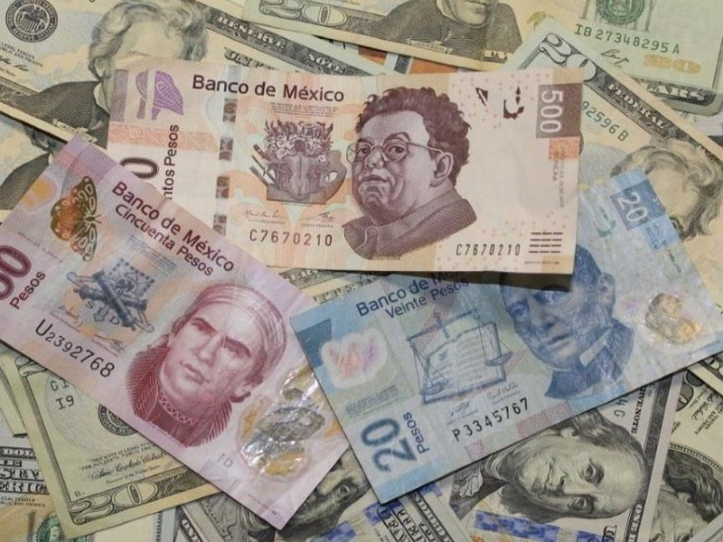 Elecciones en EU ocasionó disminución de peso mexicano