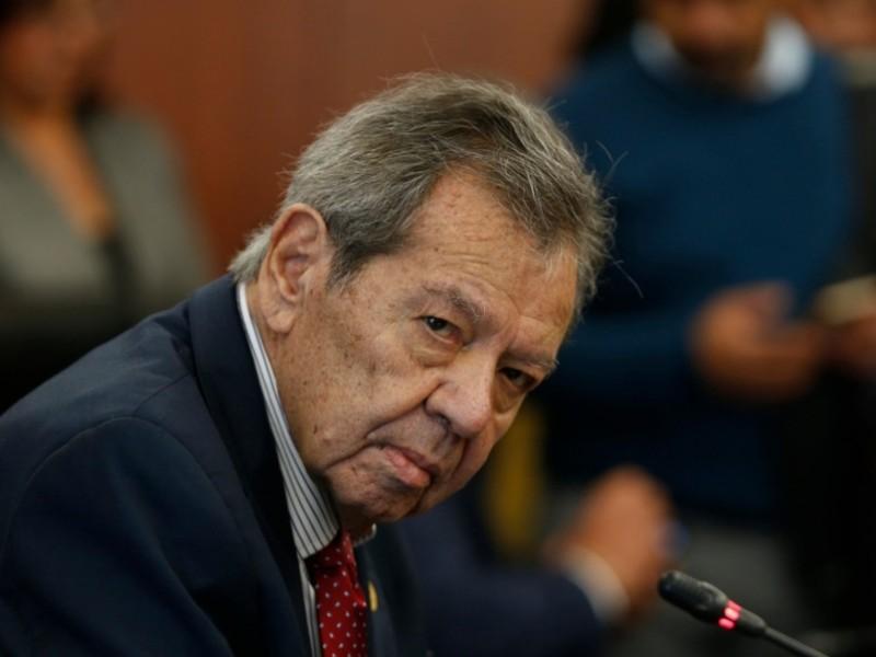 Elecciones fueron serio revés para Morena: Muñoz Ledo