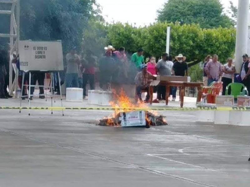 Elecciones no concluyen en 33 municipios de Chiapas