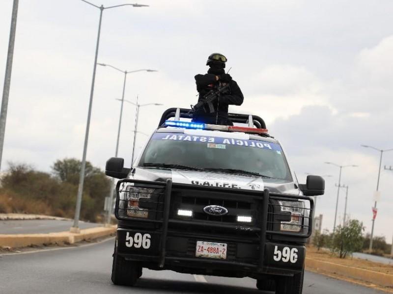 Elementos estatales fueron victimas de ataque armado